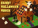 Candy Halloween House
