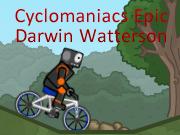 Cyclomaniacs Epic Darwin Watterson