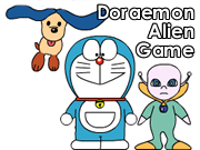 Doraemon Alien Game