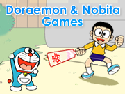 Doraemon And Nobita Games