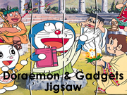 Doraemon & Gadgets Jigsaw