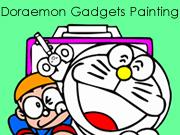 Doraemon Gadgets Painting