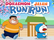 Doraemon Jaian Run Run