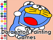 Doraemon Painting Games