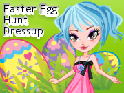 Easter Egg Hunt dressup