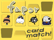 Faper Card Match