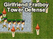 Girlfriend Fratboy Tower Defense