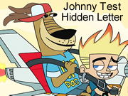 Johnny Test Hidden Letter