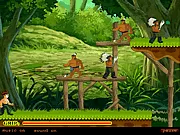 Jungle Assassin Game