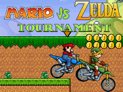 Mario Vs Zelda Tournament