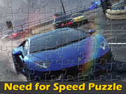 Need for Speed Puzzle
