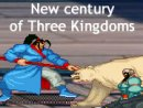 New century of Three Kingdoms