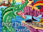Peter Pan Sliding Puzzle