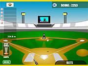 Pitching Machine Game