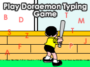 Play Doraemon Typing Game