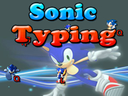 Sonic Typing