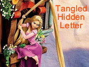 Tangled Hidden Letter