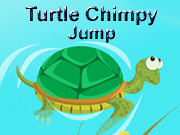 Turtle Chimpy Jump Game