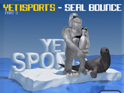 Yeti Sports (Part 3) - Seal Bounce