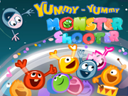 Yummy Yummy Monster Shooter