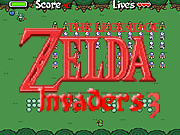 Zelda Invaders 3