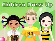 Children Dress Up