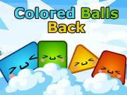 Colored Balls Back