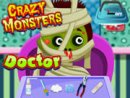 Crazy Monsters Doctor