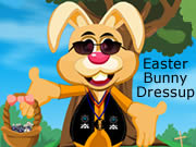 Easter Bunny Dressup