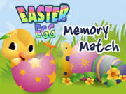 Easter Egg Memory Match
