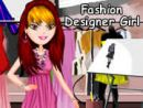 Fashion Designer Girl
