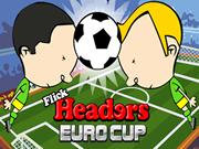 Flick Headers Euro Cup