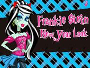 Frankie Stein New Year Style
