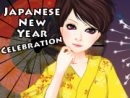 Japanese New Year Celebration