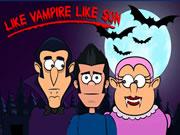 Like Vampire Like Son