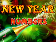 New Year Numbers