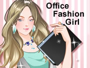 Office Fashion Girl