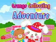 Orange Collecting Adventure