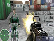 American Solder - In The Enemy Line