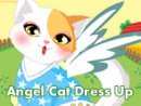 Angel Cat Dress Up