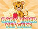 Baby Tiger Vet Care