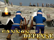 Cannon Defense American Civil War Edition