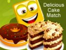 Delicious Cake Match