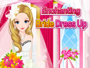 Enchanting Bride Dressup