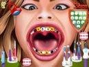 Hannah Montana at the Dentist