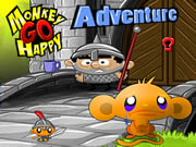 Monkey Go Happy Adventure