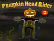 Pumpkin Head Rider 2