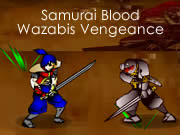 Samurai Blood Wazabis Vengeance