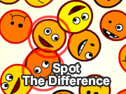 Smiley Spot The Difference