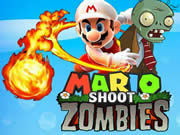 Super Mario Shoot Zombies